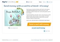 Paypal invente l'envoi d'argent sur Facebook