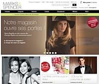 Le Marks & Spencer des Champs-Elysées équipé de bornes interactives