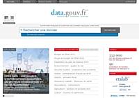 Data.gouv.fr : l'administration française s'ouvre au web