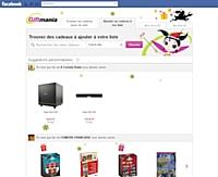 Pixmania suggère des idées cadeaux avec Giftmania
