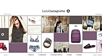 LuluCastagnette se lance dans l'e-commerce
