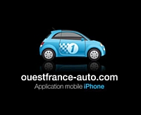 Ouestfrance-auto.com lance une application de vente d'automobiles