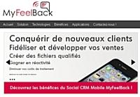 MyFeelBack : la relation client débarque sur mobile