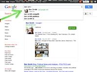 """La recherche """"sociale"""" de Google fait pol�mique"""