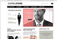 Capelstore, le tournant multicanal de Capel