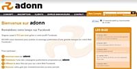 Adonn : premier site de recommandation sociale rémunérée