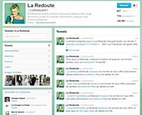 """La Redoute a """"exaucé"""" les voeux des Twittos"""