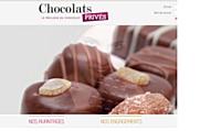 Ouverture du Carré des Chocolatiers