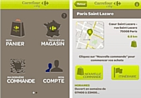 Carrefour City lance une application de courses en ligne