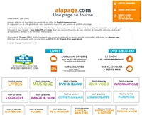 Point final pour Alapage.com