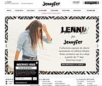 Jennyfer, championne du multicanal