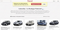 Exclu : Autoreduc.com ouvre une boutique sur Pinterest