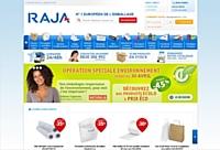 Raja va déployer son nouveau site marchand dans toute l'Europe