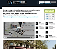 Cityngo veut concurrencer PagesJaunes
