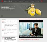 Mixcommerce, l'opérateur d'e-commerce délégué pour les marques, vient d'être racheté par le groupe La Poste.