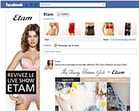 Pepita développe des applications pour les fan pages Facebook
