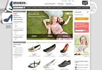 Le site suédois Brandos chausse désormais les Français