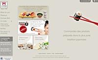 La Maison du Sushi relooke son site marchand
