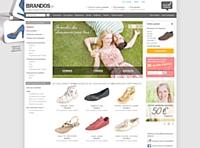 Premiers pas de Brandos.fr en France