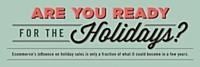 Infographie: E-marchands, anticipez la fin d'année