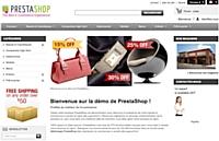 Prestashop annonce le lancement de sa version 1.5