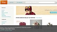 Etsy revendique 25% du trafic de Pinterest