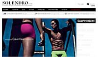 Solendro.com, nouveau portail desous-vêtements masculins