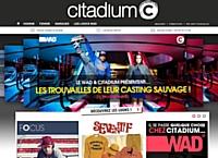Citadium lance son site marchand