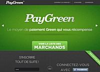 Paygreen: un porte-monnaie virtuel vert