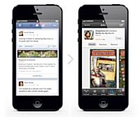 Facebook : les publicités sur appli mobile ouvertes à tous