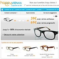 L'opticien en ligne Happyview rachète Malentille.com