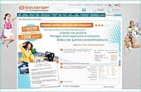 Boulanger optimise l'écoute desesclients sur son site web