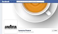 Lavazza France débarque sur Facebook