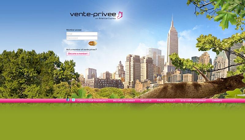 Vente s 39 implante aux pays bas et ouvre son site am ricain - Vente privee livraison belgique ...
