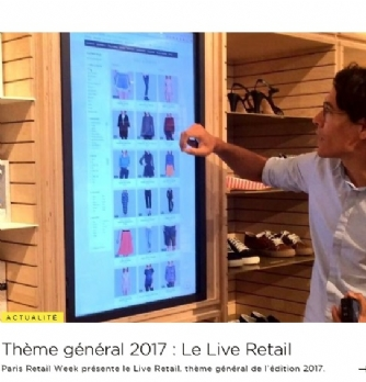 Paris Retail Week 2017