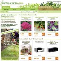 Gamm Vert s'offre le site marchand Plantes-et-jardins.com