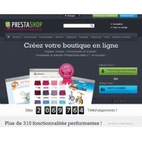 Prestashop lance sa version 1.5