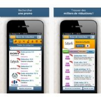 Bons-de-Reduction.com lance son application iPhone