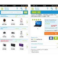 L'application RueduCommerce mise sur la personnalisation