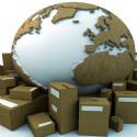 globe et carton