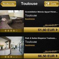 Hotels Now: des offres d'hôtels de dernière minute sur mobile