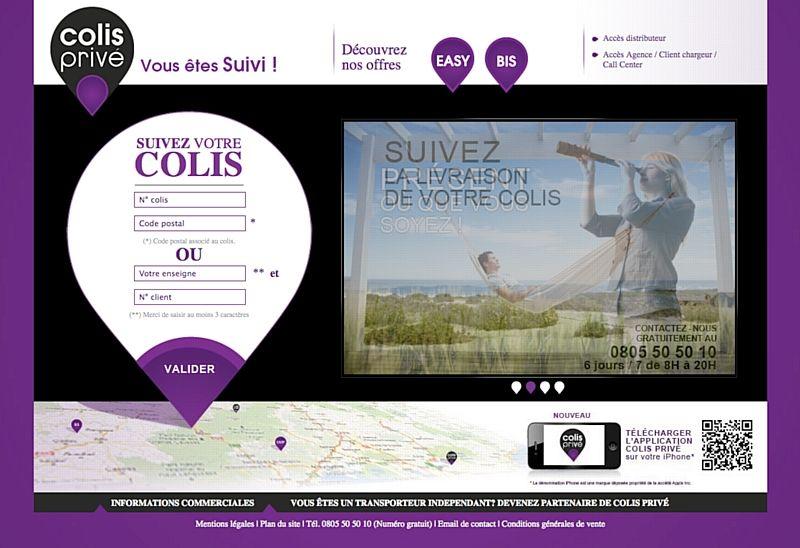 Colis Privé dévoile ses solutions de livraison EASY et BIS