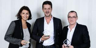 Xavier Court (vente-privee.com), élu Personnalité e-commerce de l'année 2013