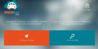 TravelerCar : une plateforme d'autopartage entre voyageurs aux aéroports parisiens
