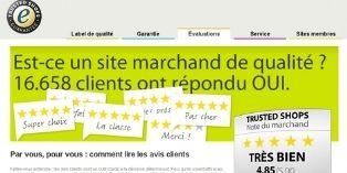 Trusted Shops propose un système d'avis clients