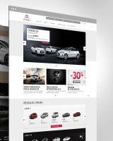 Citroën lance une nouvelle plateforme web