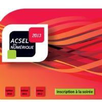Les lauréats des Acsel du Numérique 2013, en vidéo (catégories Pure Player, Innovation et Service et Jeune talent)
