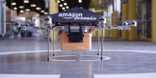 Amazon : Jeff Bezos veut utiliser les drones pour livrer à domicile