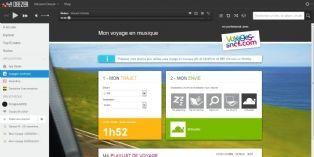 Voyages-sncf.com offre la musique à ses clients