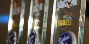 Succès de la 1ère édition des BigBoss font du ski